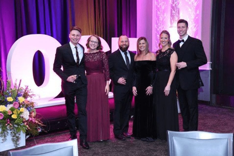 RJC Attends OSF 66th Annual Pink Ball