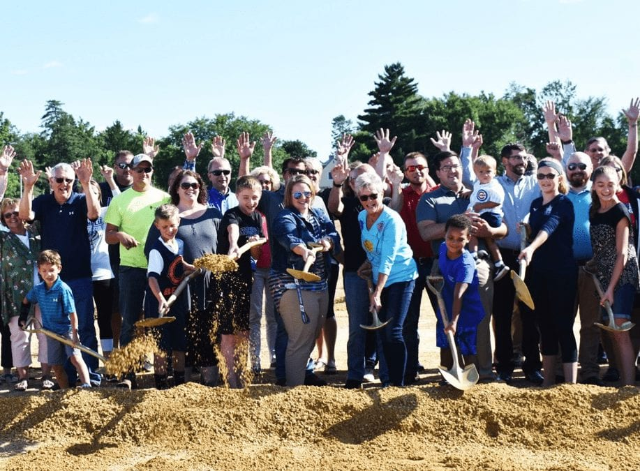 Rochelle Community Park District Building to be Completed Labor Day 2020